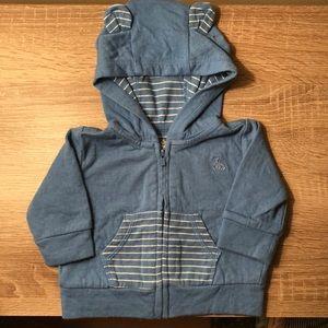 Baby Gap bear hoodie